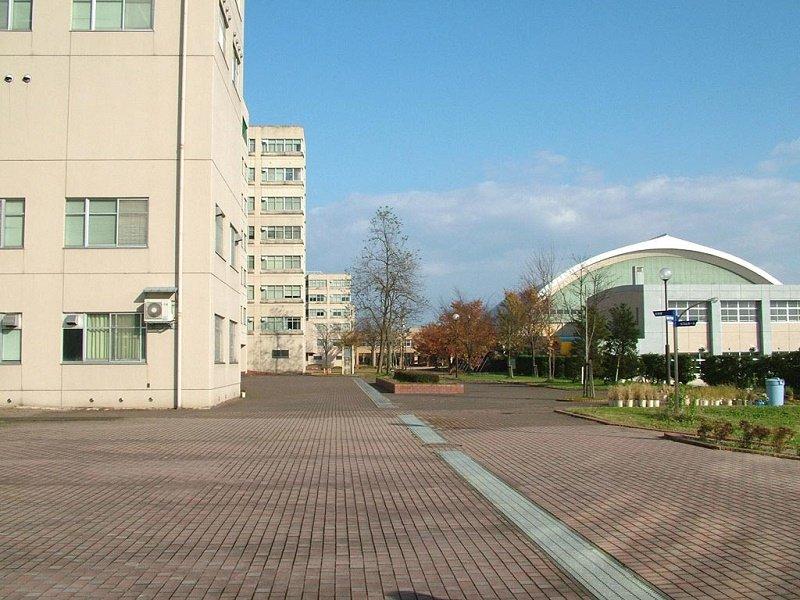 Đại học Nagaoka một trong hai ngôi trường kỹ thuật hàng đầu tại Nhật Bản