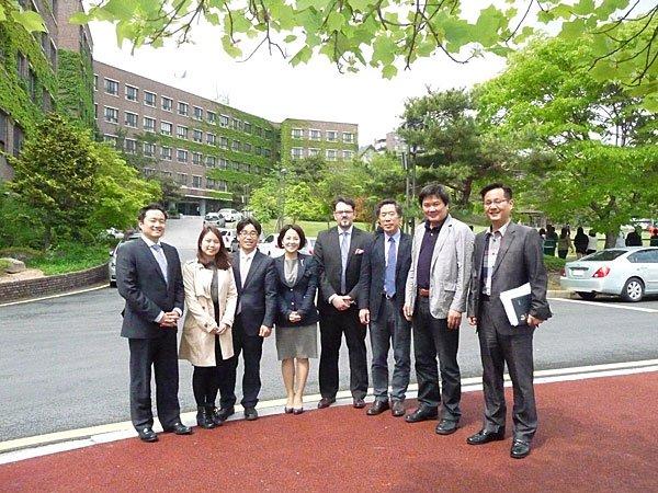 Đại học Honam Hàn Quốc thu hút nhiều sinh viên quốc tế theo học
