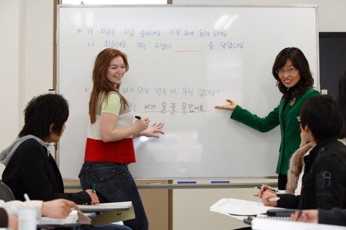 chương trình giảng dạy chất lượng tại Hàn Quốc