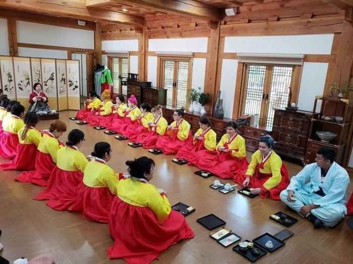 khám phá văn hóa khi du học Hàn Quốc