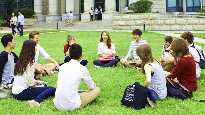 Cơ hội cọ xát và mở rộng quan hệ với bạn bè năm châu