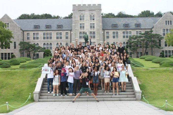 Môi trường học tập lý tưởng tại Hàn Quốc