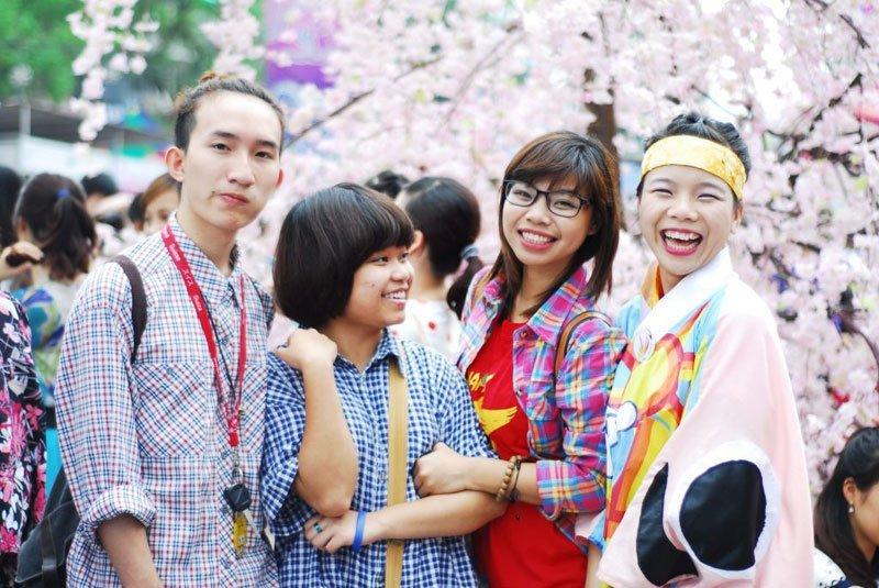 Có rất nhiều ưu điểm trong cuộc sống du học sinh Nhật Bản