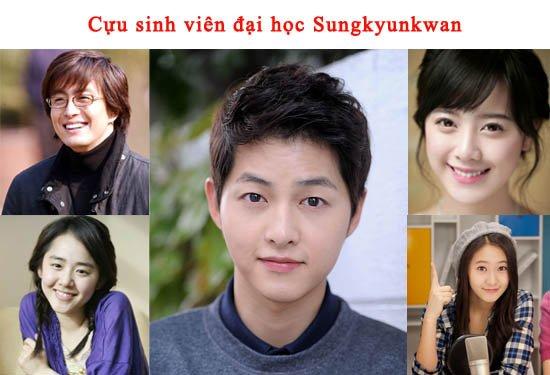 Cựu sinh viên Đại học Sungkyunkwan