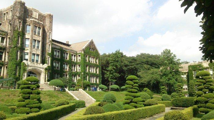 Đại học đắt nhất Hàn Quốc Yonsei