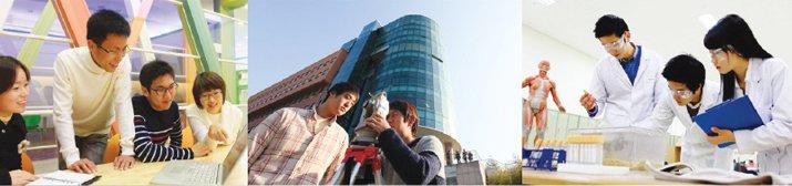 Đại học Hanseo là trường đào tạo đa ngành