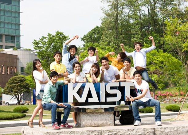 Đại học KAIST rất thu hút được sinh viên quốc tế