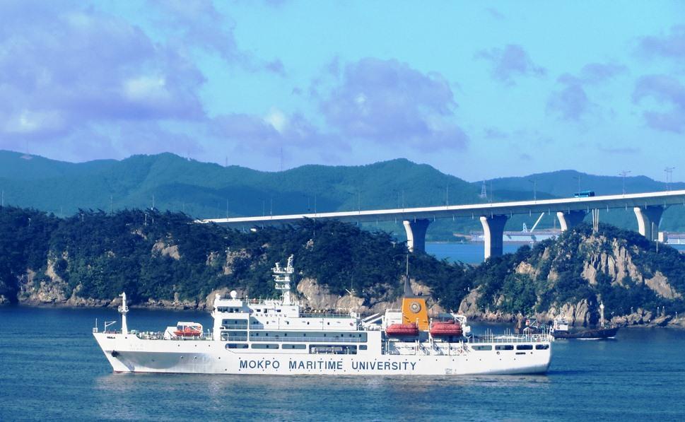 Đại học Mokpo Hàn Quốc có thế mạnh đào tạo ngành hàng hải
