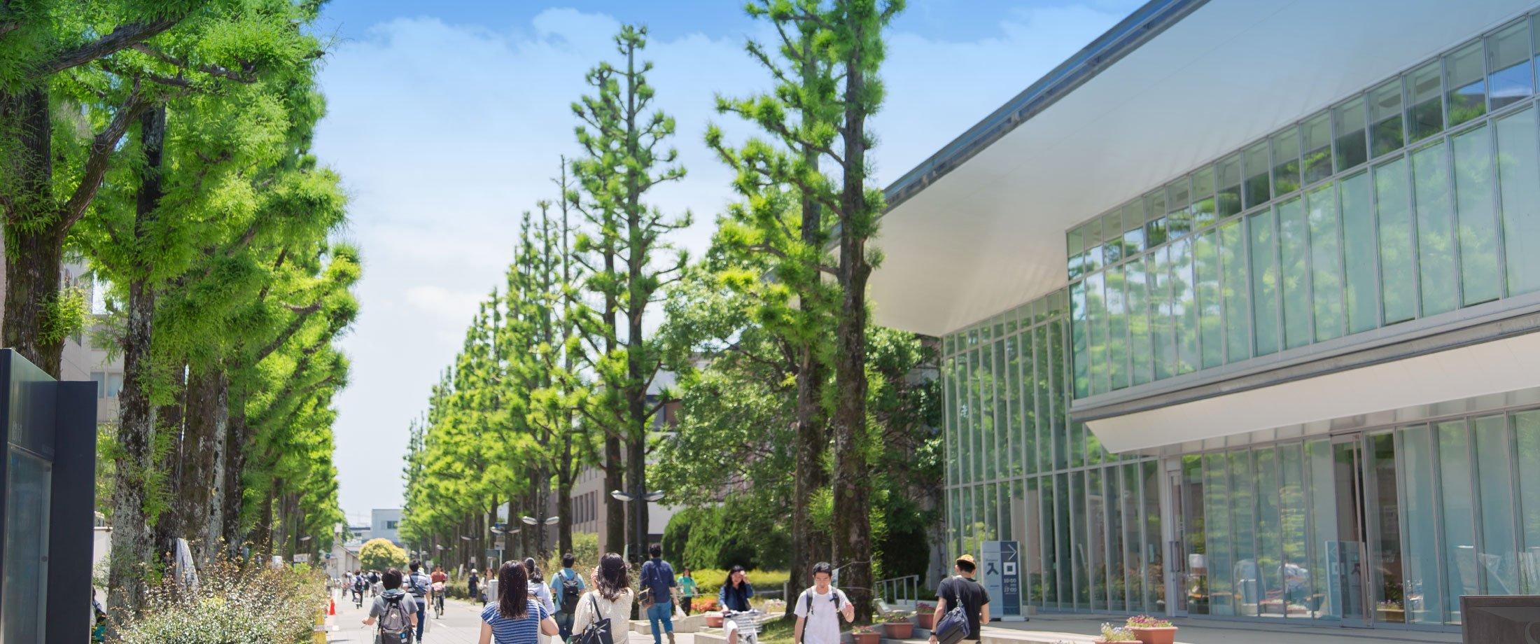 Ngôi trường nổi tiếng nhất tỉnh Saga- Đại học Saga Nhật Bản