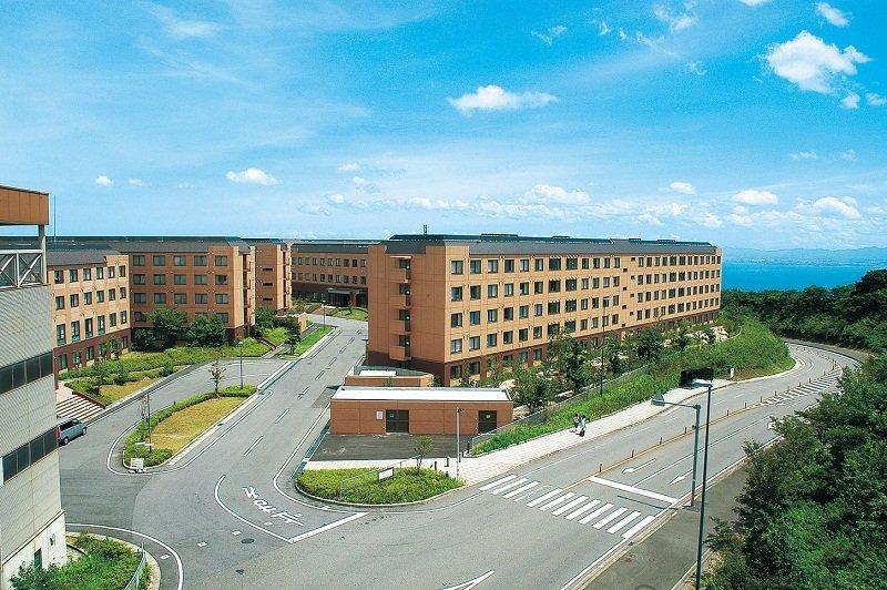 Những tòa nhà nghiên cứu được đầu tư hiện đại tại Soshi