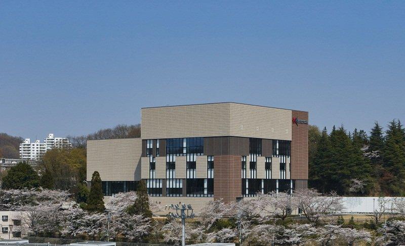 Một góc đại học Teikyo