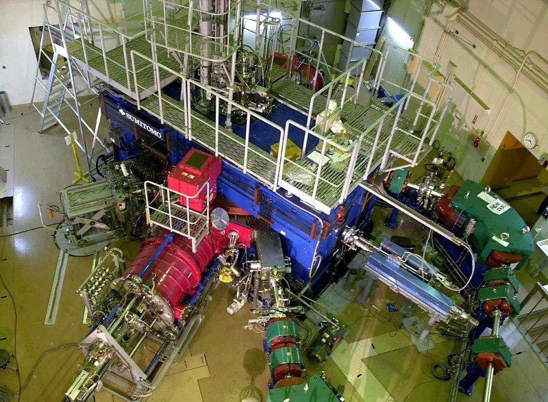 Phòng nghiên cứu hiện đại của Đại học Kỹ thuật- Đại học Tohoku