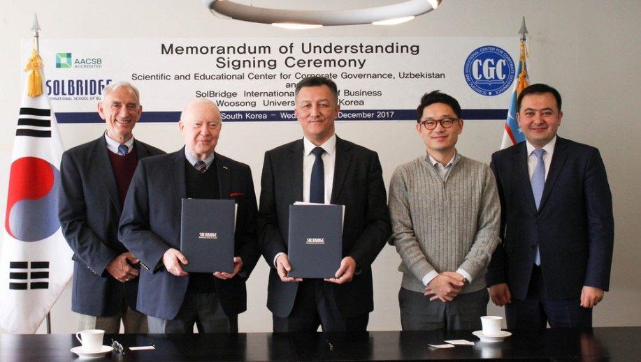 Đại học Solbridge Hàn Quốc nhận chứng nhận AACSB