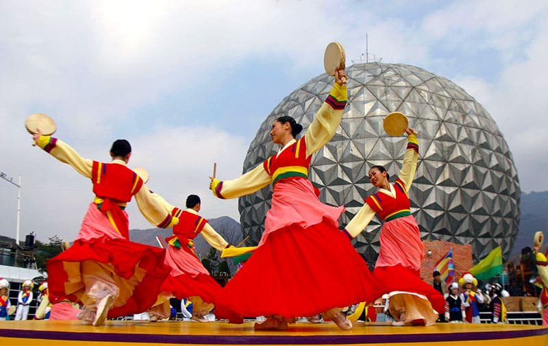Du học Hàn Quốc vừa học vừa làm với nền văn hóa đa dạng