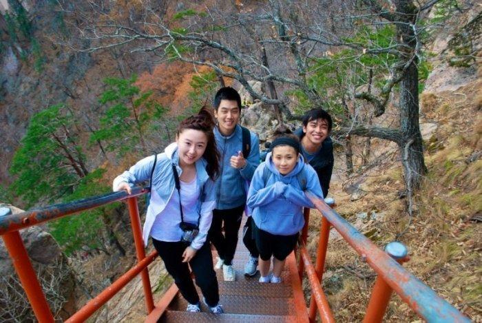 Khám phá đất nước Hàn Quốc xinh đẹp