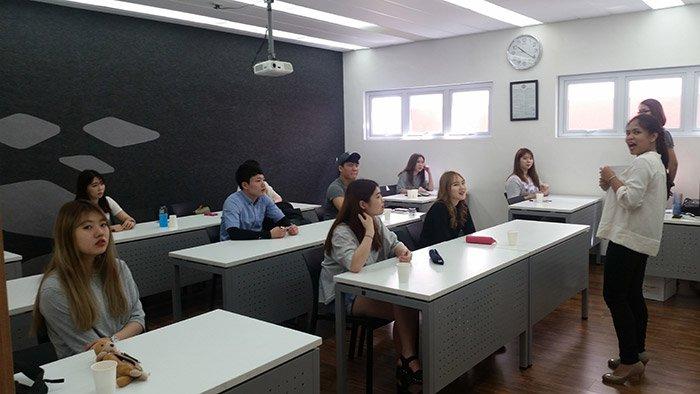 Khóa học tiếng Hàn Đại học Tongmyong Hàn Quốc