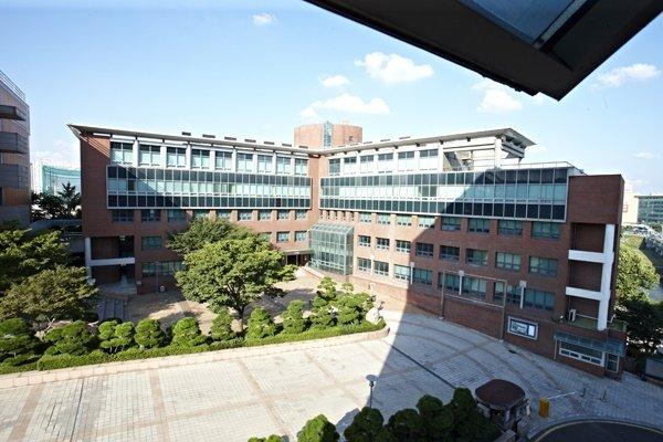 Khuôn viên Đại học Hanseo Hàn Quốc