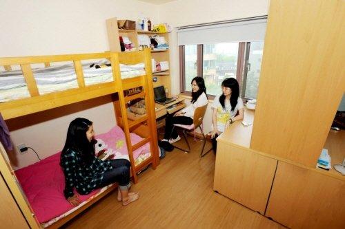 Ký túc xá Đại học Yeoju Hàn Quốc