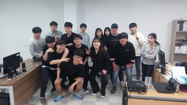 Sinh viên quốc tế tại Đại học Uiduk Hàn Quốc