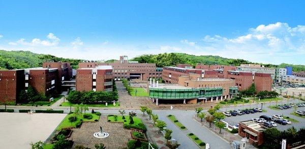 Khuôn viên trường Đại học KPU Hàn Quốc
