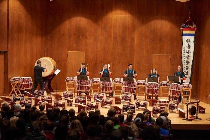 Các trường đại học âm nhạc Hàn Quốc