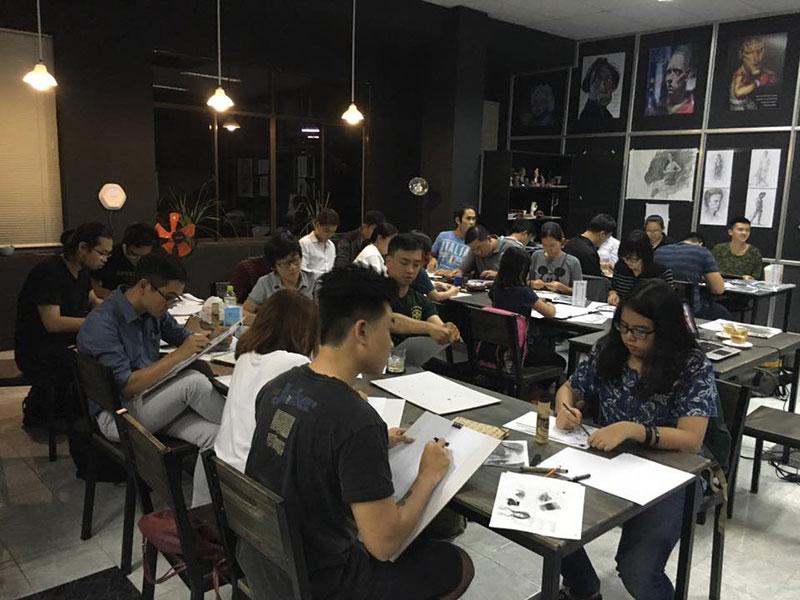 Cơ hội phát triển ngành mỹ thuật tại Nhật