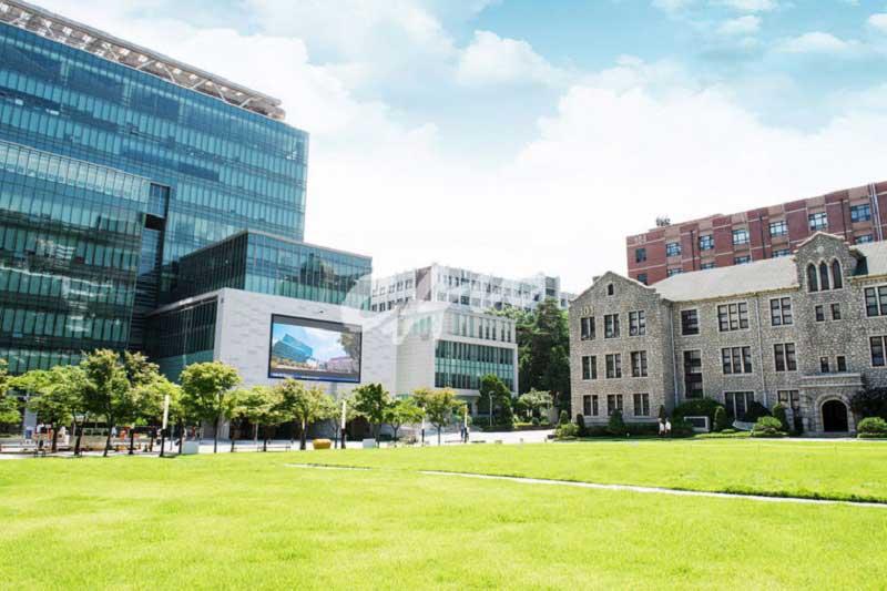 Du học tại Hàn Quốc ngành điện ảnh tại trường Chung Ang