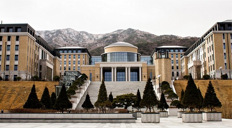 Đại học Busan nổi tiếng Hàn Quốc