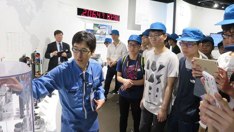 Du học Nhật Bản ngành cơ khí điện tử