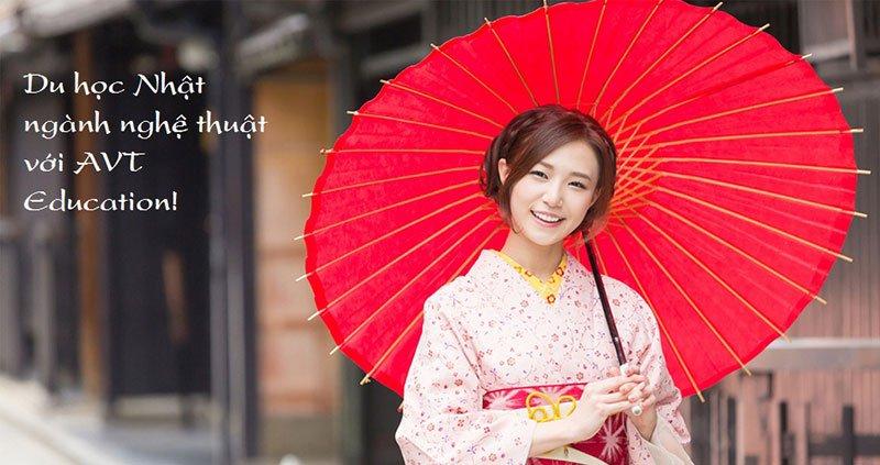 Du học Nhật ngành nghệ thuật - khám phá văn hóa Nhật