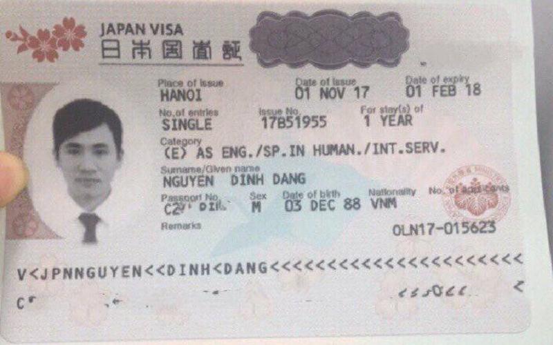 Nếu hồ sơ không chính xác sẽ không được cấp visa du học Nhật Bản