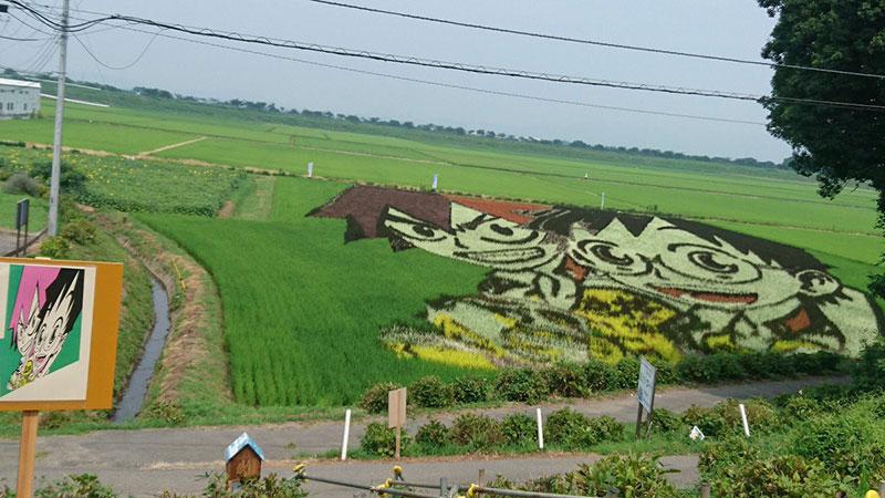 Nhật Bản có nhiều công trình nghệ thuật đẹp