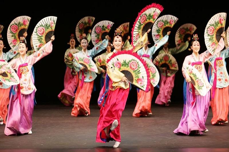 Hàn Quốc có nền văn hóa rất đặc sắc