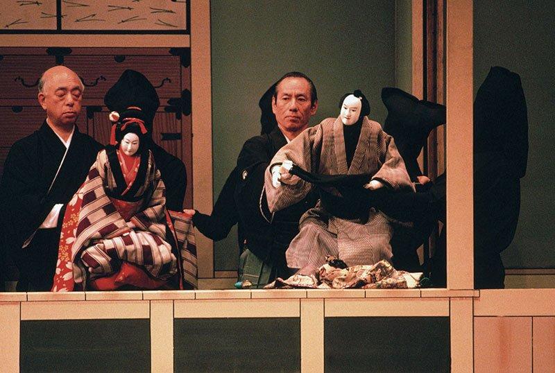 Nghệ thuật múa rối của Nhật Bản