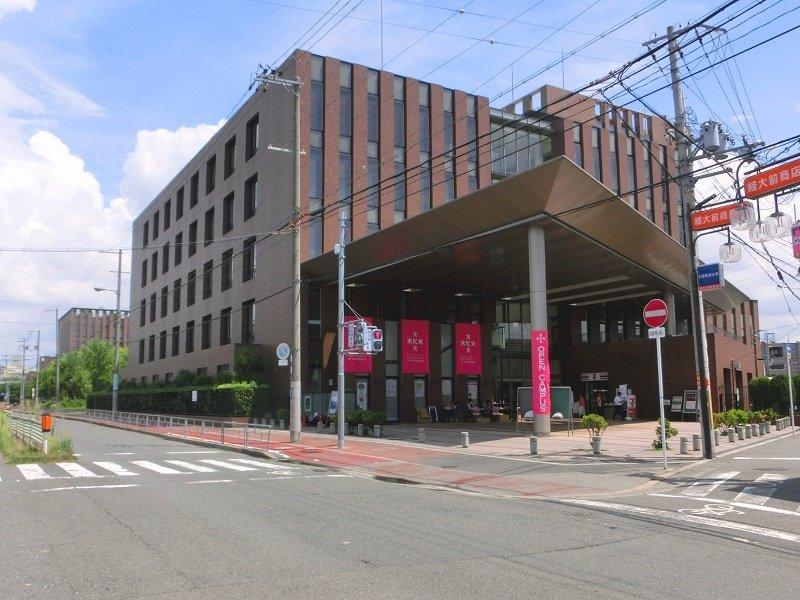 Osaka là ngôi trường đại học danh tiếng hàng đầu tại Nhật Bản