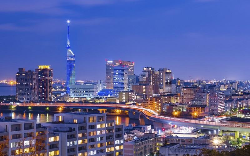 Lựa chọn thành phố Fukuoka để đi du học tại Nhật cũng khá lý tưởng
