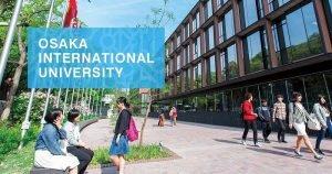 Thông tin du học đại học Osaka Nhật Bản