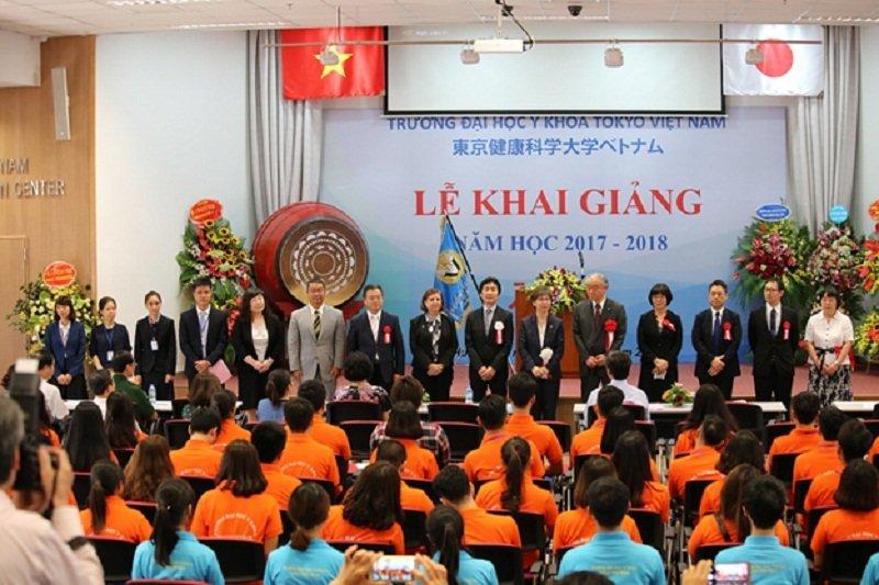 Tìm hiểu thông tin về trường đại học Tokyo Việt Nam