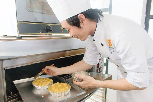 Du học ngành làm bánh tại Nhật Bản có nhiều cơ hội việc làm hấp dẫn