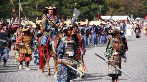 Bạn biết gì về Samurai -Những chiến binh Nhật Bản?
