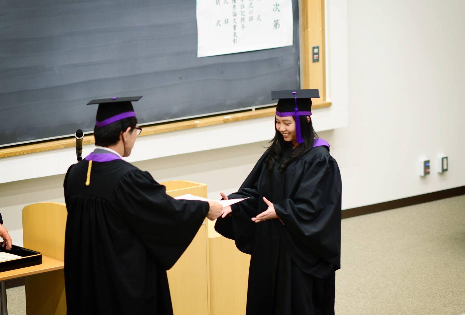 Các loại học bổng du học Hàn Quốc qua giáo sư