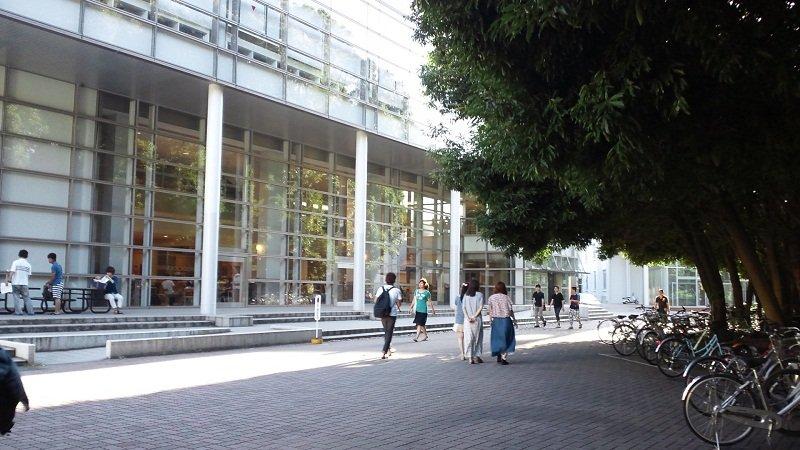 Nét năng động của Đại học Yokohama