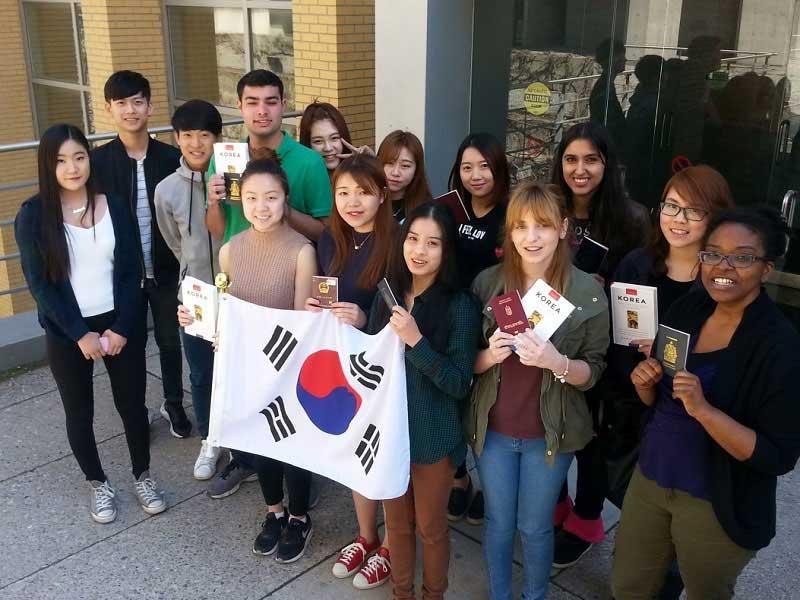 Du học nghề Hàn Quốc là lựa chọn của rất nhiều bạn trẻ hiện nay
