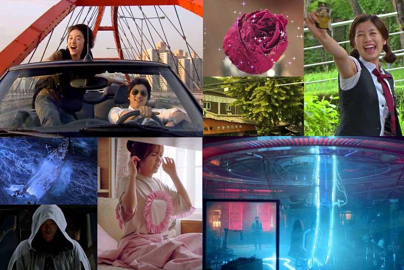 Ngành giải trí ở Hàn Quốc đang phát triển vô cùng mạnh mẽ