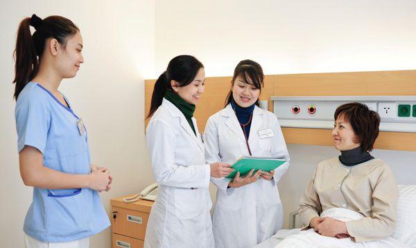 Du học điều dưỡng Nhật Bản