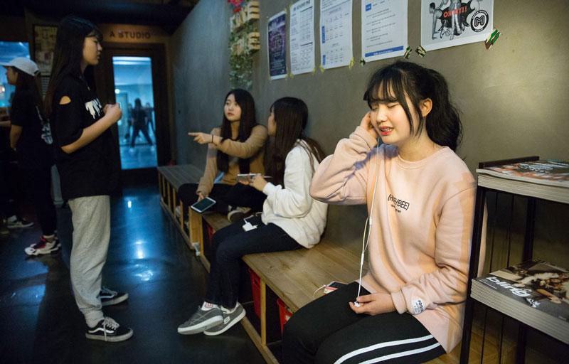 Chương trình học ngành ca sĩ tại Hàn Quốc luôn cập nhật kịp xu hướng