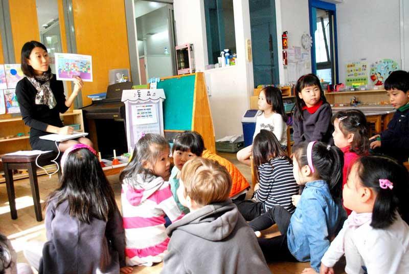 Hãy đón đầu xu hướng với du học Hàn Quốc ngành giáo dục mầm non