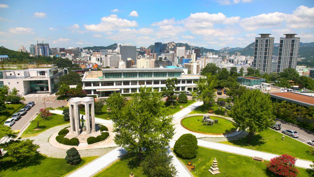 Du học Hàn Quốc ngành Luật ĐH Dongguk