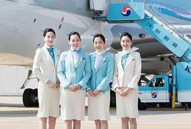 Du học Hàn Quốc ngành tiếp viên hàng không là lựa chọn số 1