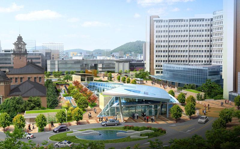 Trường đại học quốc gia Seoul với chuyên ngành báo chí được nhiều bạn lựa chọn